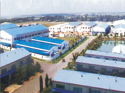 Xử lý nước thải khu công nghiệp Lê Minh Xuân